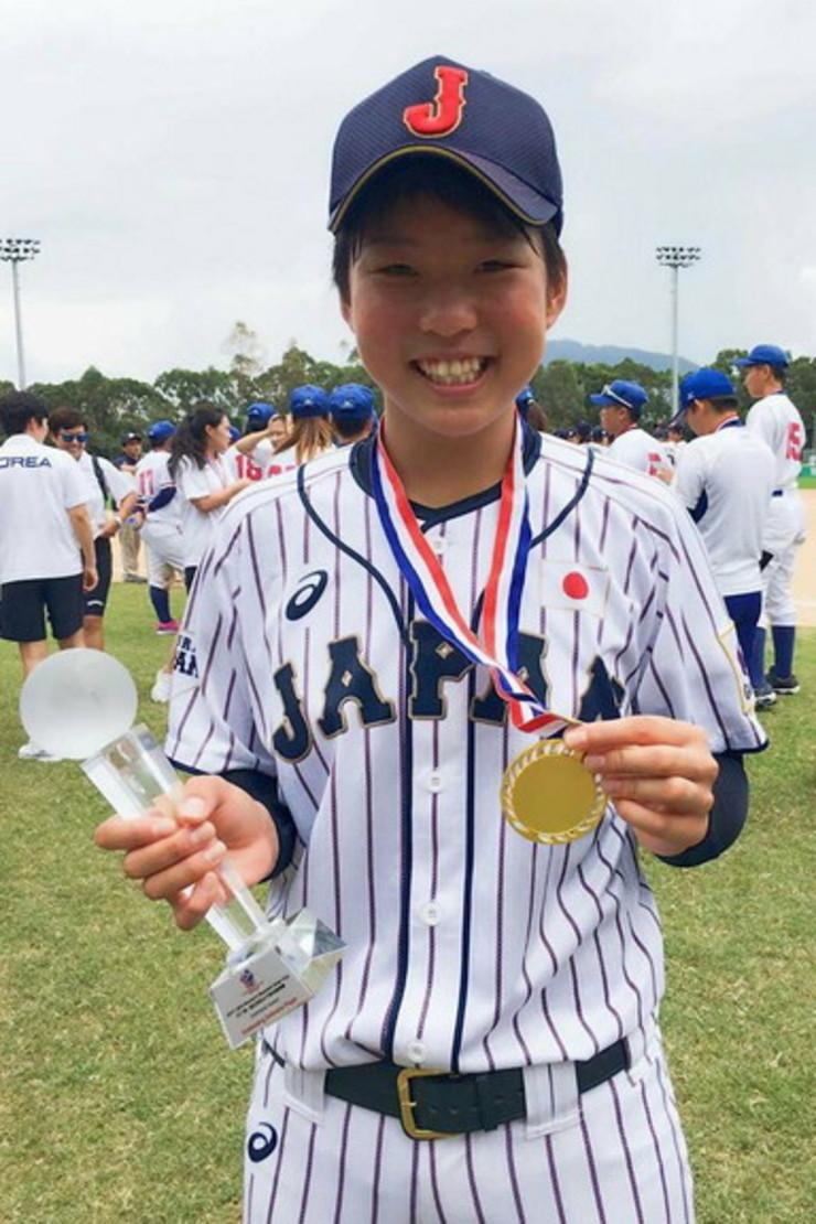 祝:優勝「侍ジャパン」 第1回 BFA 女子野球アジアカップ